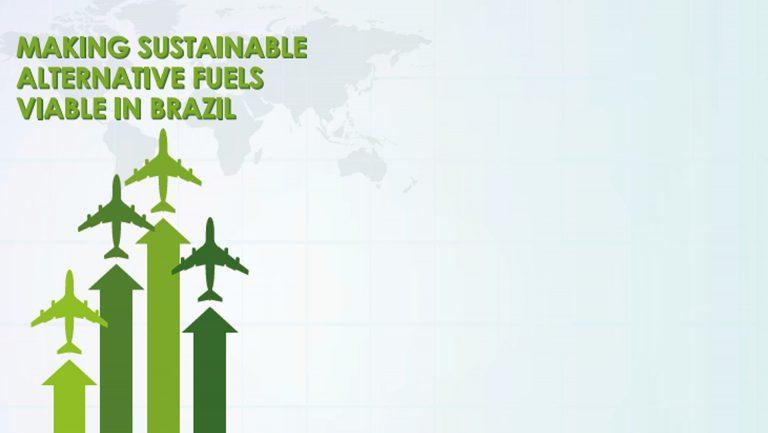 Agroicone marca presença no seminário Making Sustainable Alternative Fuels Viable in Brazil