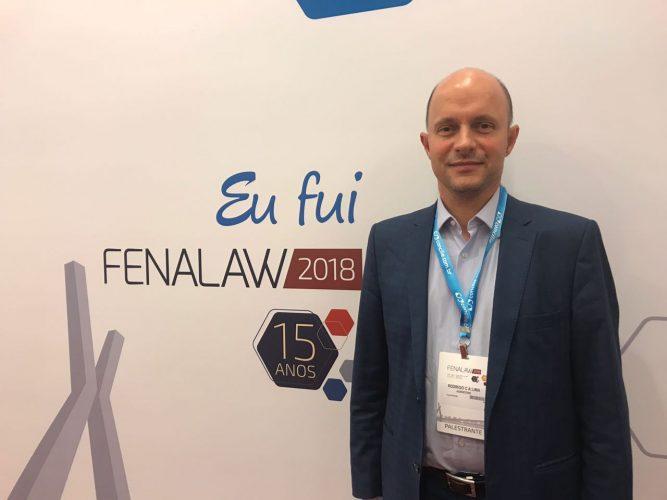 Código Florestal foi o tema abordado pela Agroicone na Fenalaw 2018