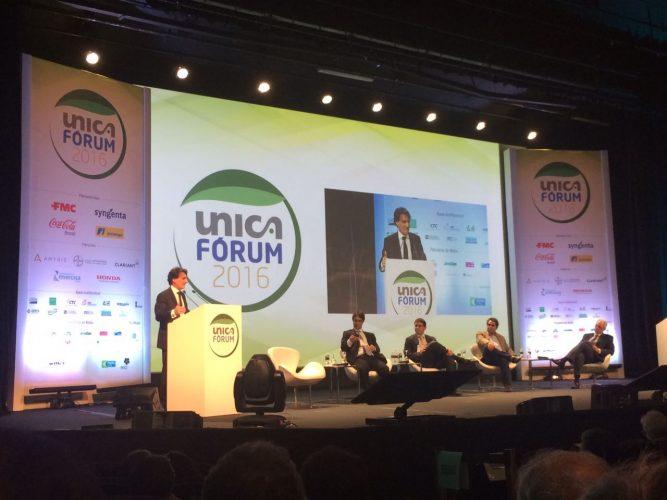 UNICA Fórum 2016 debateu o papel da cana na descarbonização da economia mundial
