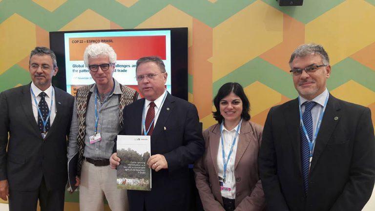Agroicone participa da COP22