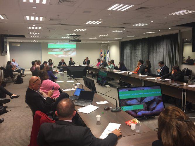Agroicone e parceiros promovem debate sobre o uso de informações genéticas e pesquisa