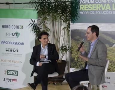 Agroicone participa e apoia evento sobre compensação de Reserva Legal