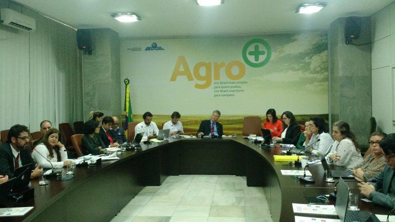Agroicone apresenta estudo Brasil 2040 em reunião do Fórum Brasileiro de Mudança do Clima