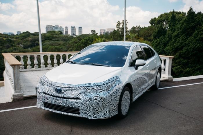 Do Brasil para o mundo: o primeiro veículo híbrido-flex