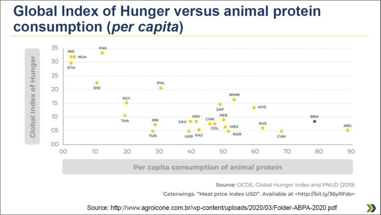 Contribuições da indústria de proteína animal para o desenvolvimento social