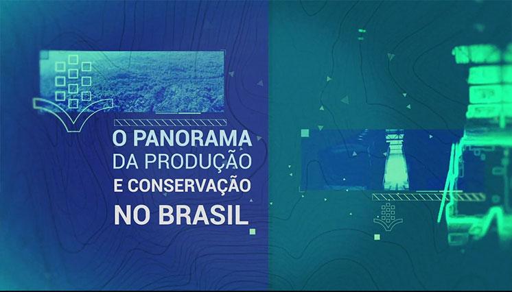 Curta Documentário sobre agropecuária e Código Florestal  no Brasil