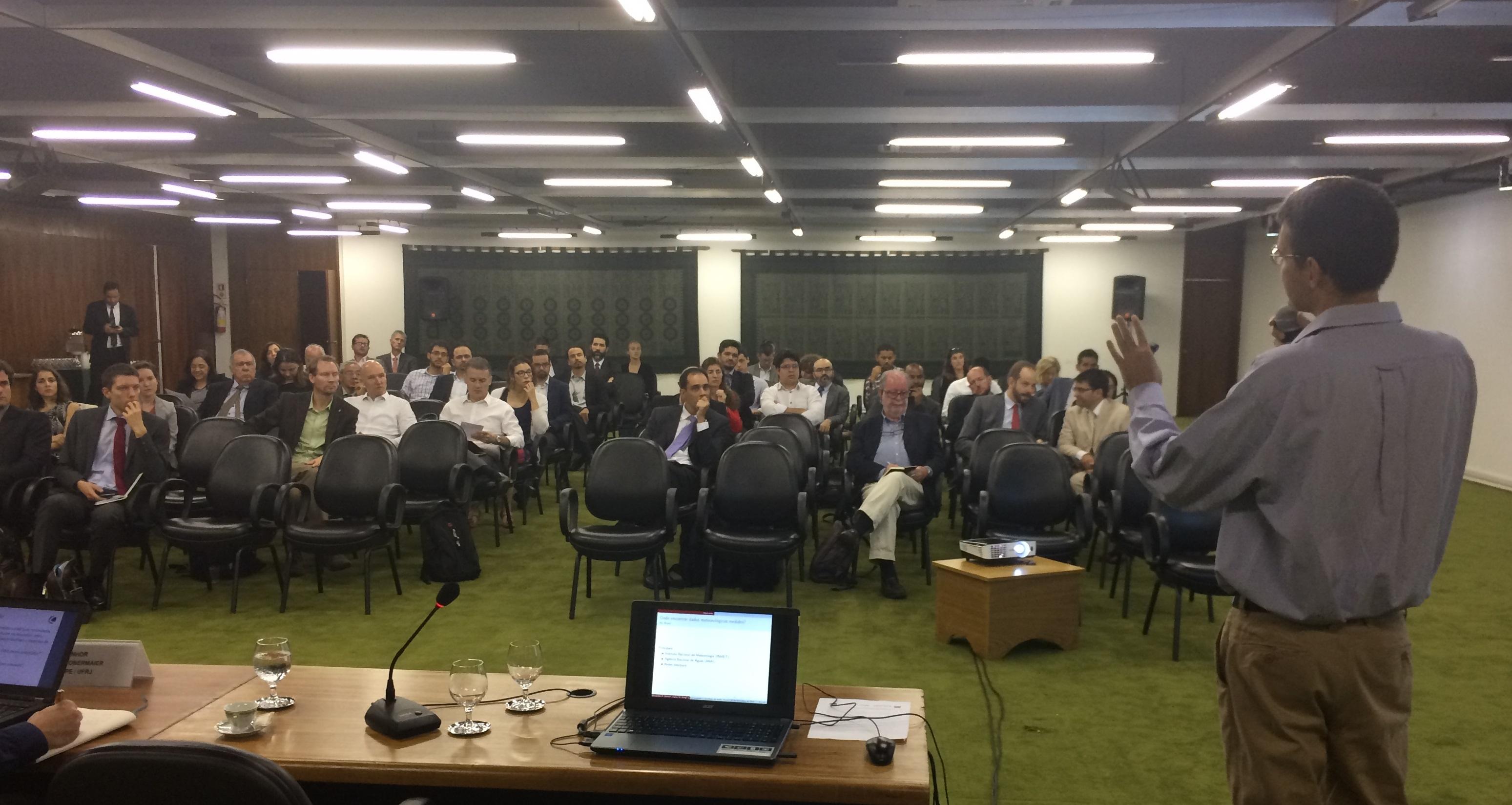 Apresentações do seminário final do CLIMA disponibilizados