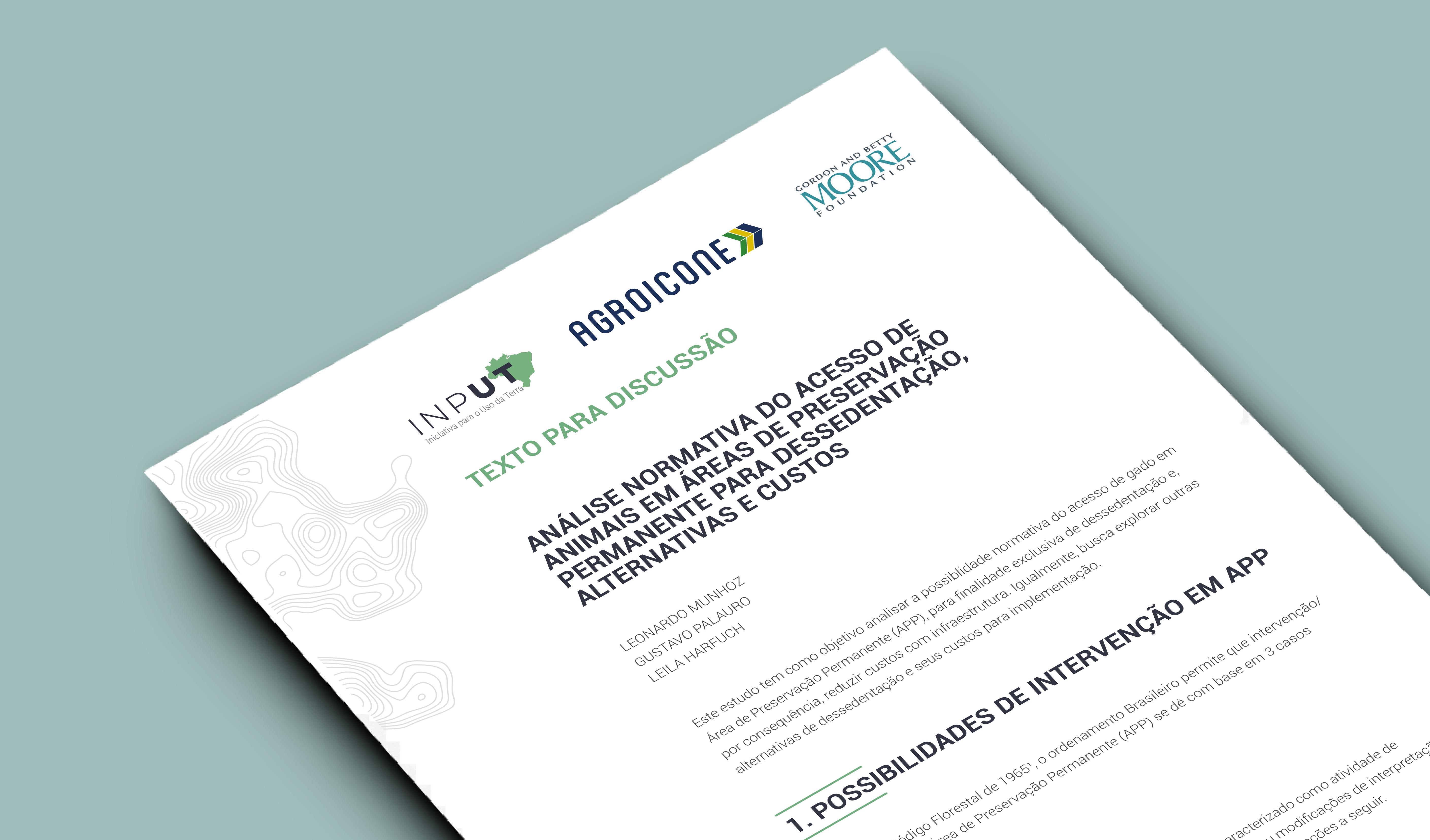 Análise normativa do acesso de animais em apps para dessedentação, alternativas e custos