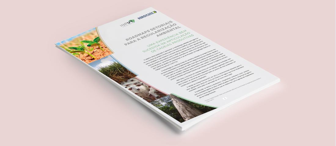Roadmaps setoriais para a regularização ambiental