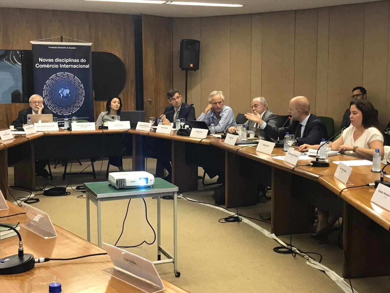 Desenvolvimento sustentável no comércio internacional é tema de seminários em Brasilia