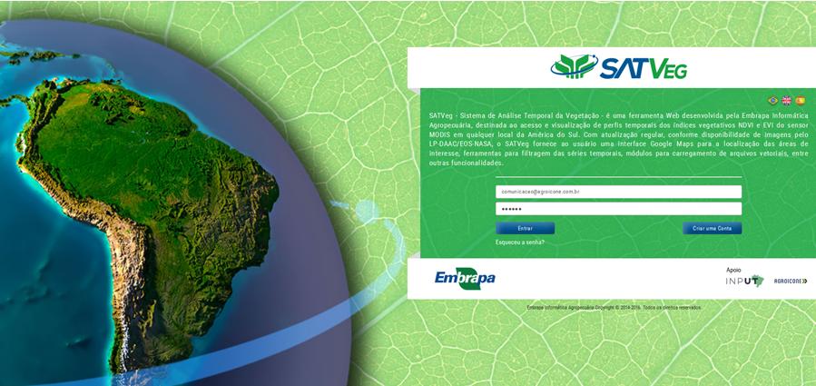 Embrapa lança nova versão de sistema que auxilia planejamento e gestão do território