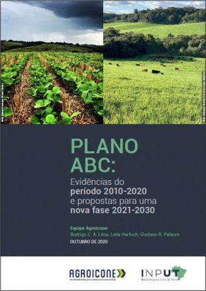 Agroicone lança estudo sobre 10 anos do Plano ABC e propostas para próxima década