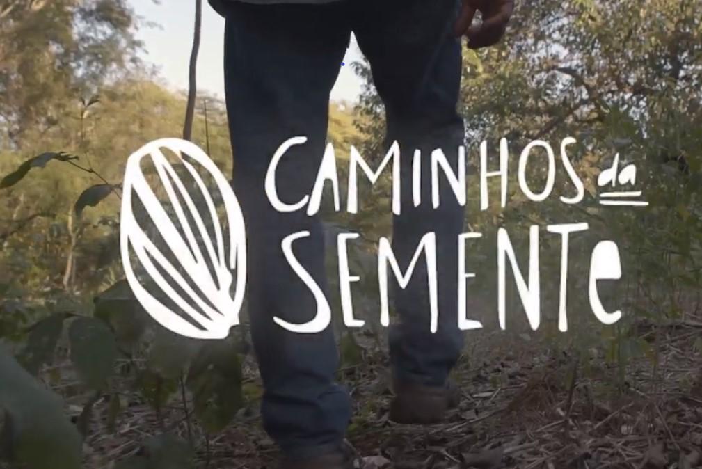 Iniciativa Caminhos da Semente realiza minidocumentário em parceria com redes de coletores